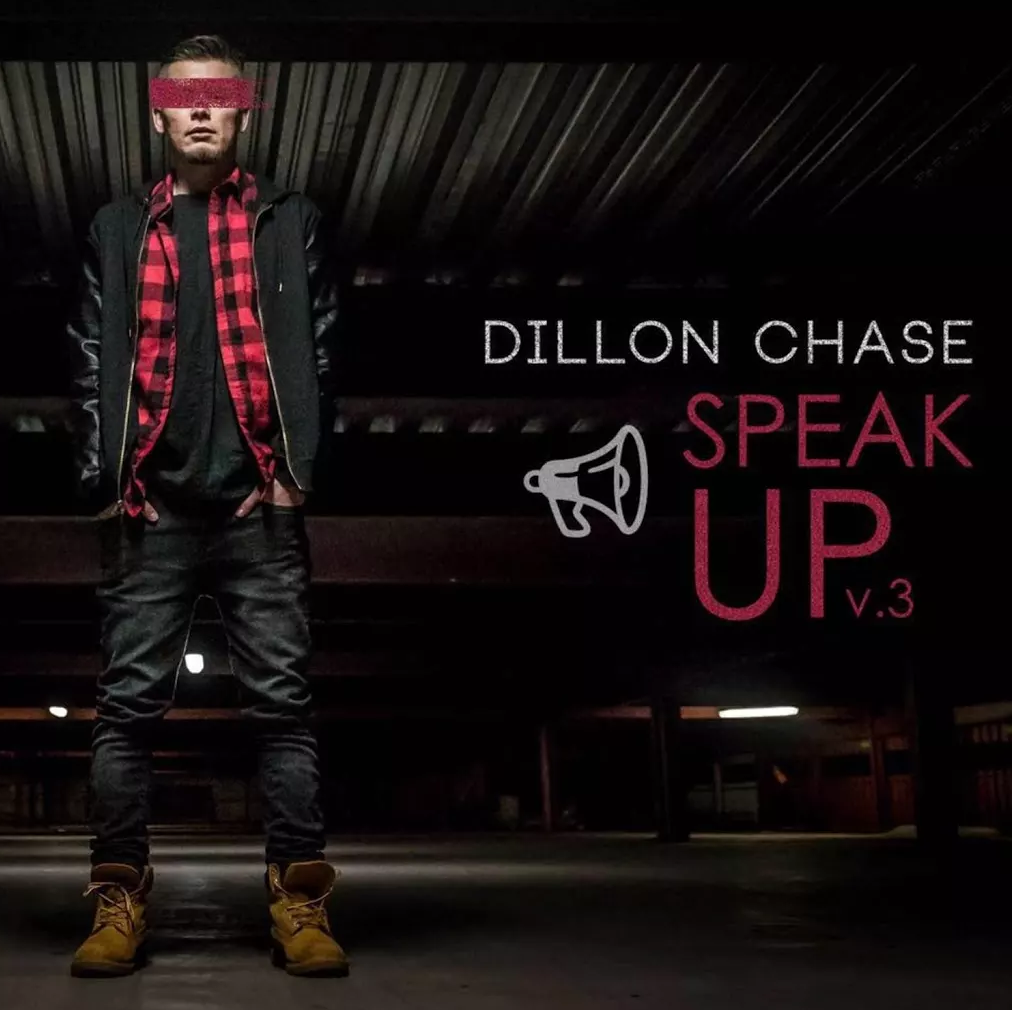 Dillon Chase – Speak Up Volume 3 Review