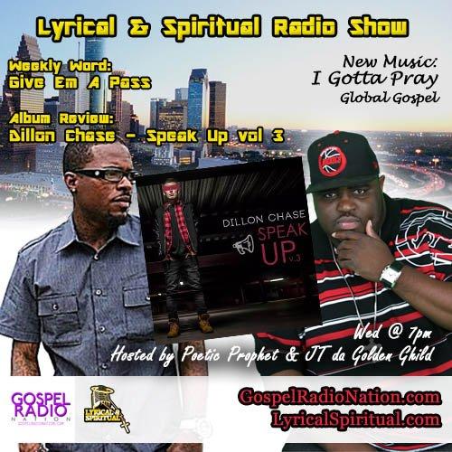 Lyrical & Spiritual Radio Show 47