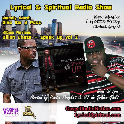 Lyrical & Spiritual Radio Show 47