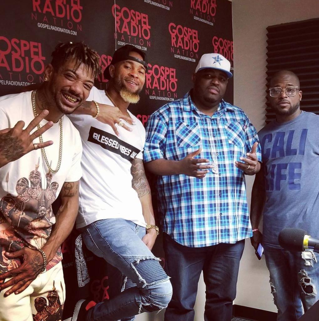 3GEEZ at Gospel Radio Nation