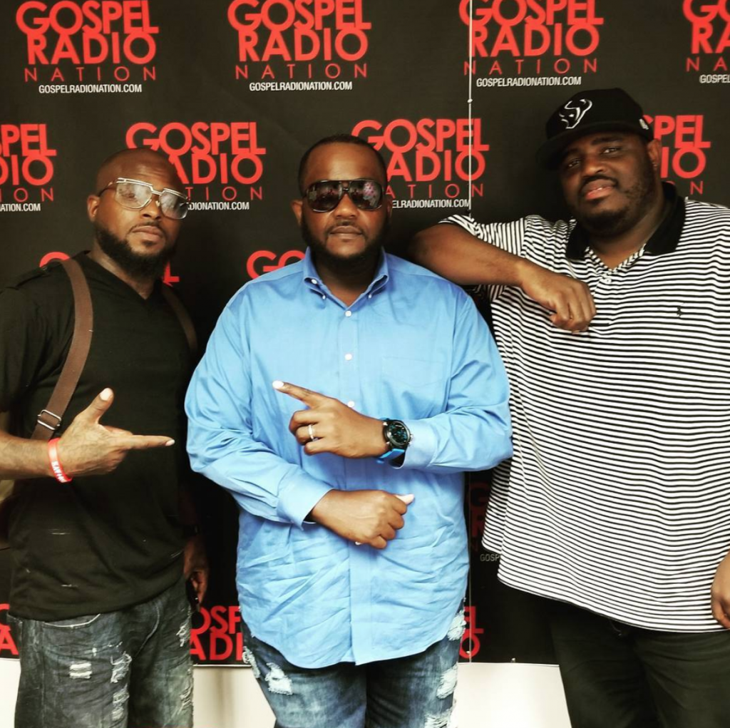 JDab at Gospel Radio Nation