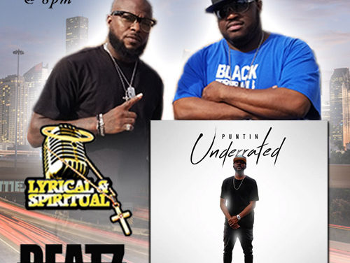 Lyrical & Spiritual Radio Show with Puntin