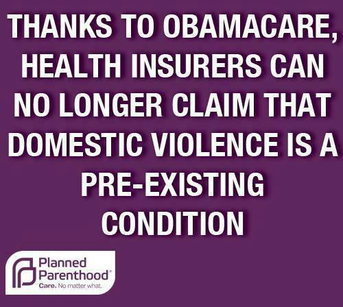 Affordable Care Act and Domestic Violence Victims