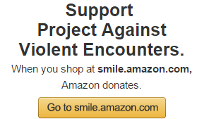 Support PAVE while Shopping on Amazon