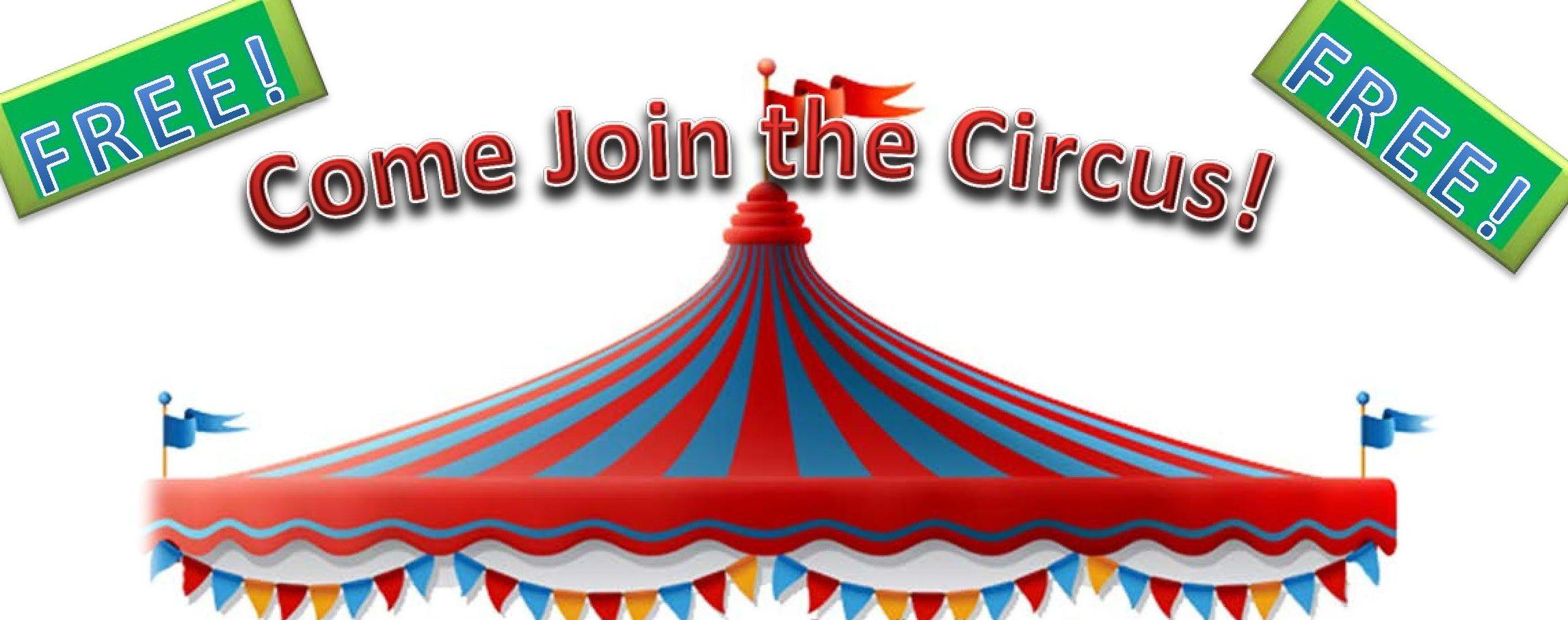 FREE Circus – May 2018