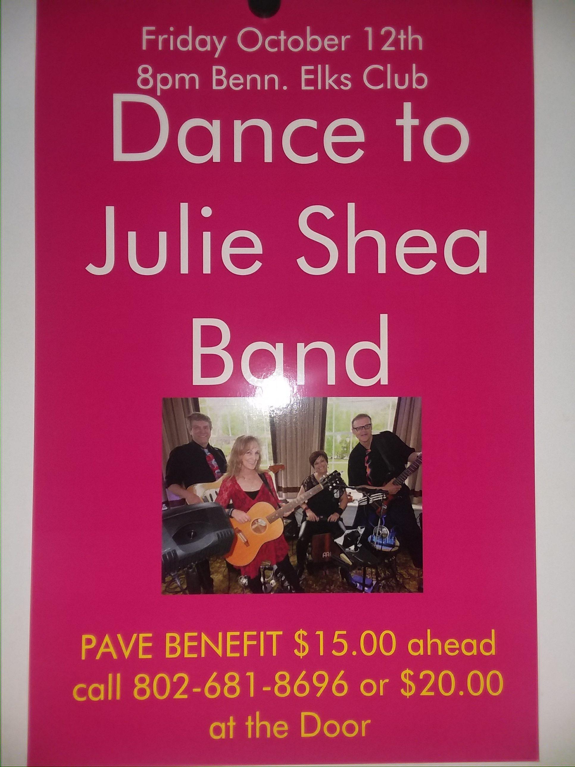 PAVE'S Dance Benefit