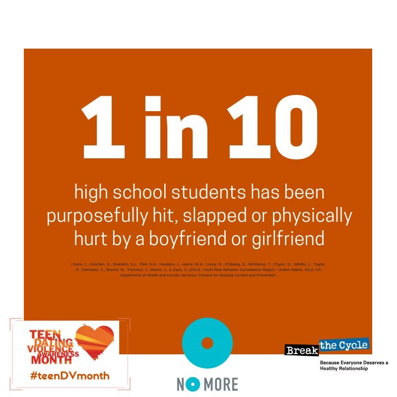 5 Things to Know about Teen Dating Violence