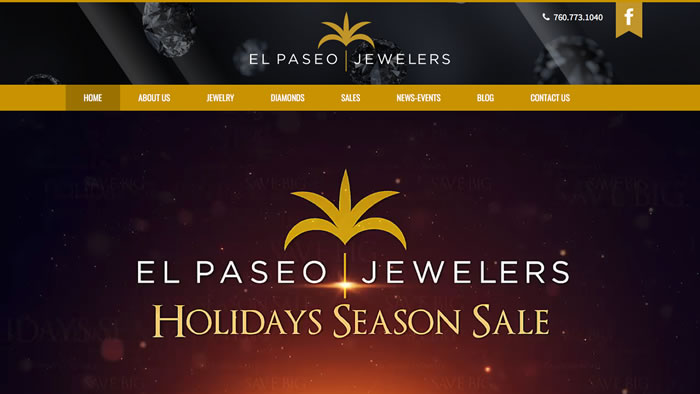 El Paseo Jewelers Opens New, Larger Store; Launches New Website