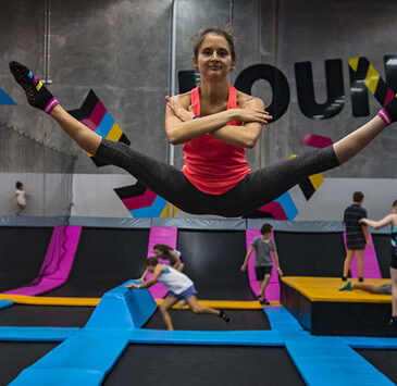 trampoline park injury lawsuit