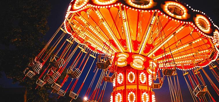 Amusement Park Injury in California