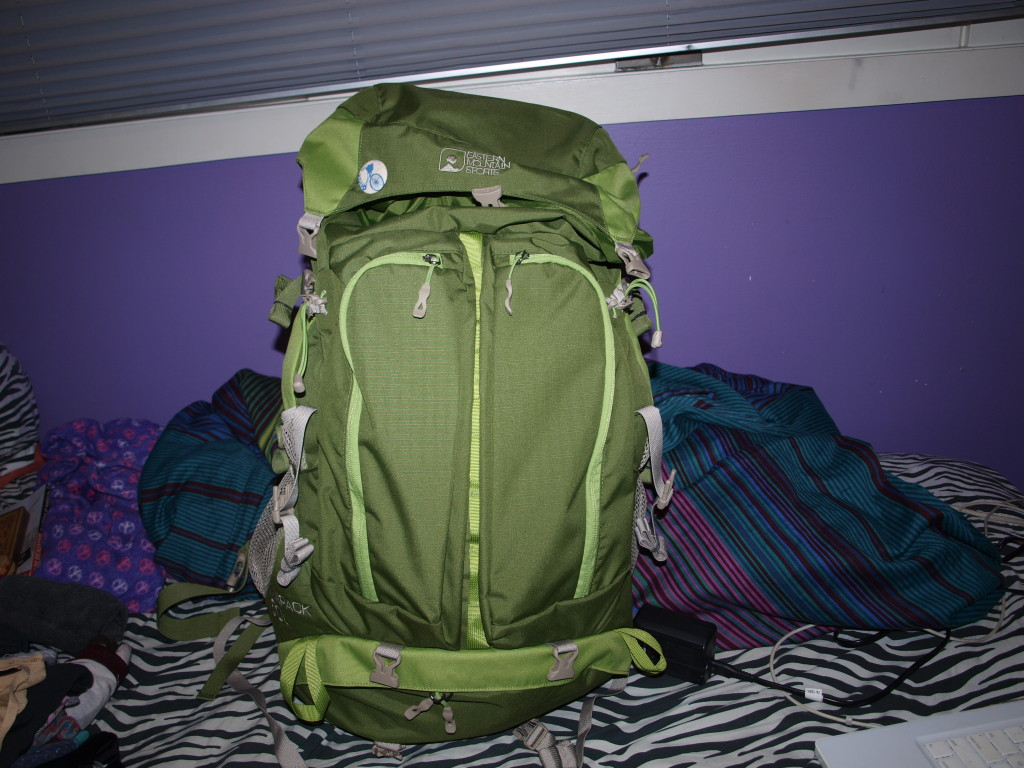 a youth backpack