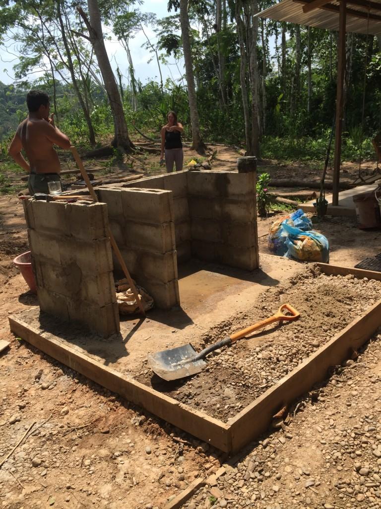 building a bbq