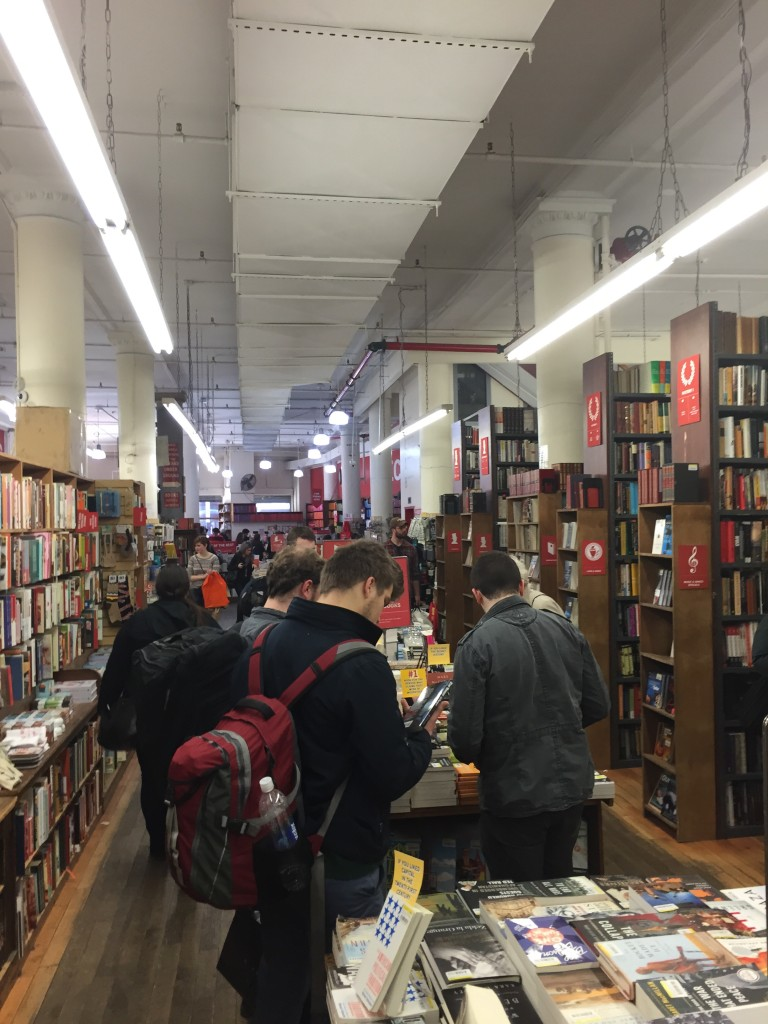 The Strand Bookstore, East Village, New York City