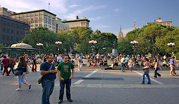 Union Square, New York City
