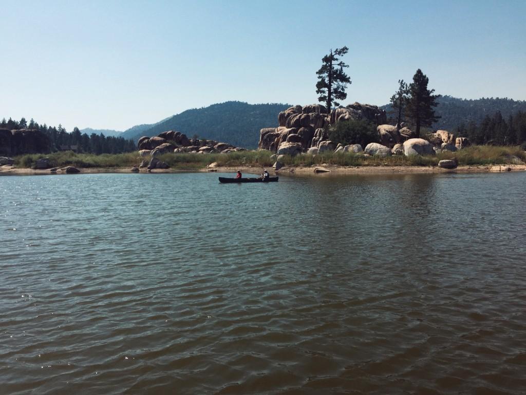 Boulder Bay, Big Bear Lake, California