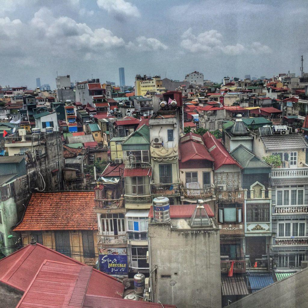Hanoi, Tirant Hotel, Vietnam