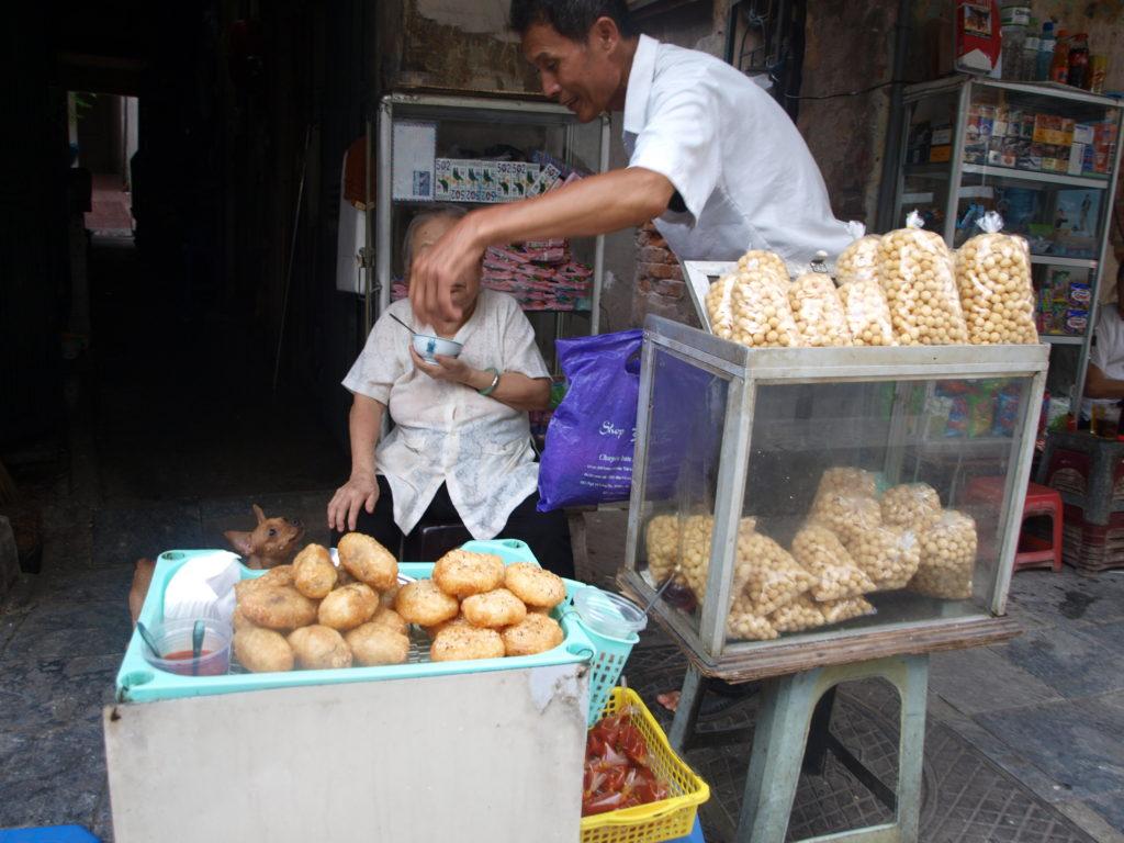 Street food, Hanoi, Vietnam