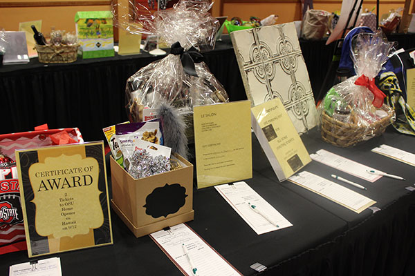 Grandview Heights Marble Cliff Education Foundation Silent Auction