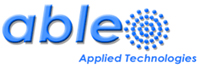 Able AT, GHMCEF Gala Sponsor Logo