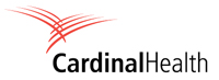 CardinalHealth, sponsor of the GHMCEF Gala, logo for CardinalHealth
