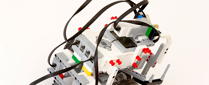 LEGO coding equipment robot
