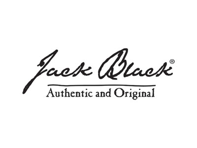 Jack Black Brand Logo serving as a button link to their website