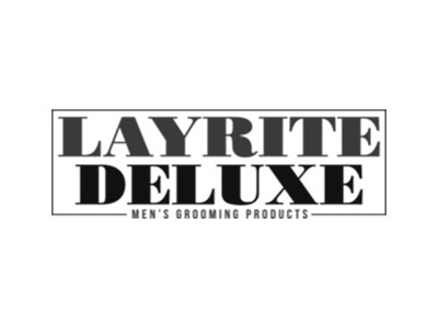 Layrite Deluxe Brand Logo serving as a button link to their website