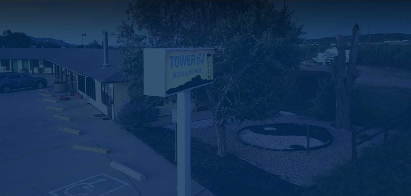 Tower 64 Motel & RV Park
