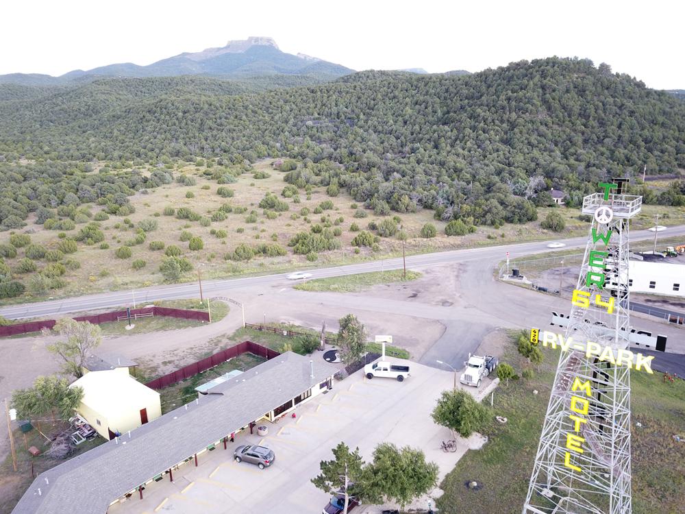 Downtown motel deal Trinidad, Colorado