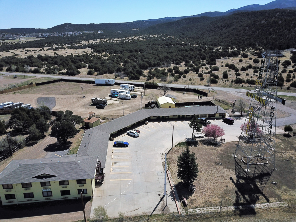 RV Park in Raton, New Mexico