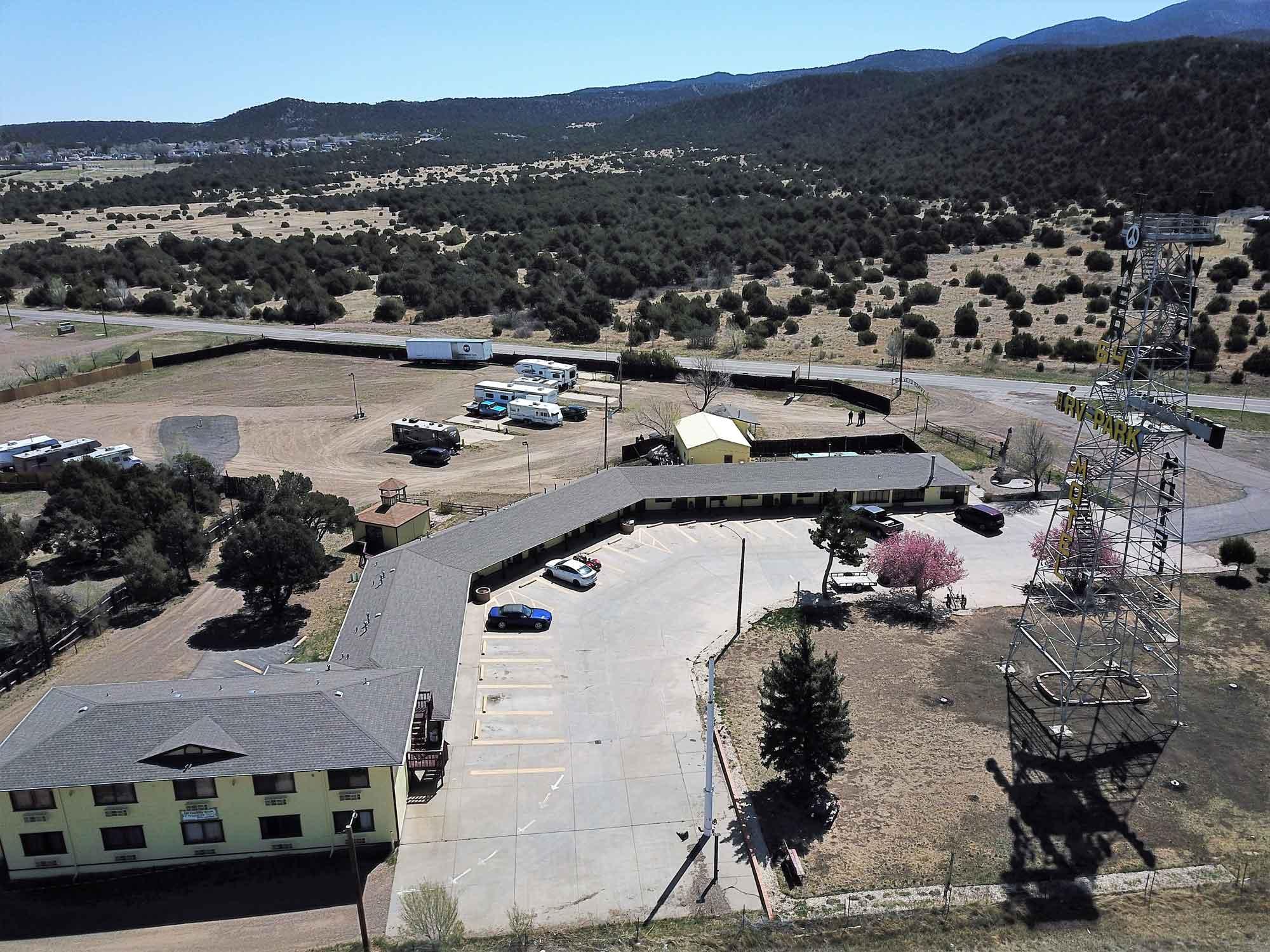 RV Park Trinidad Colorado