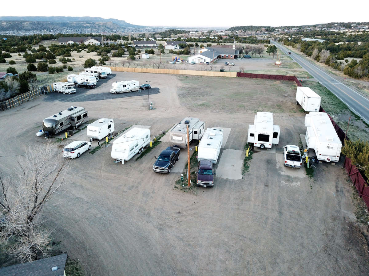 Cheap RV Spot Trinidad, Colorado