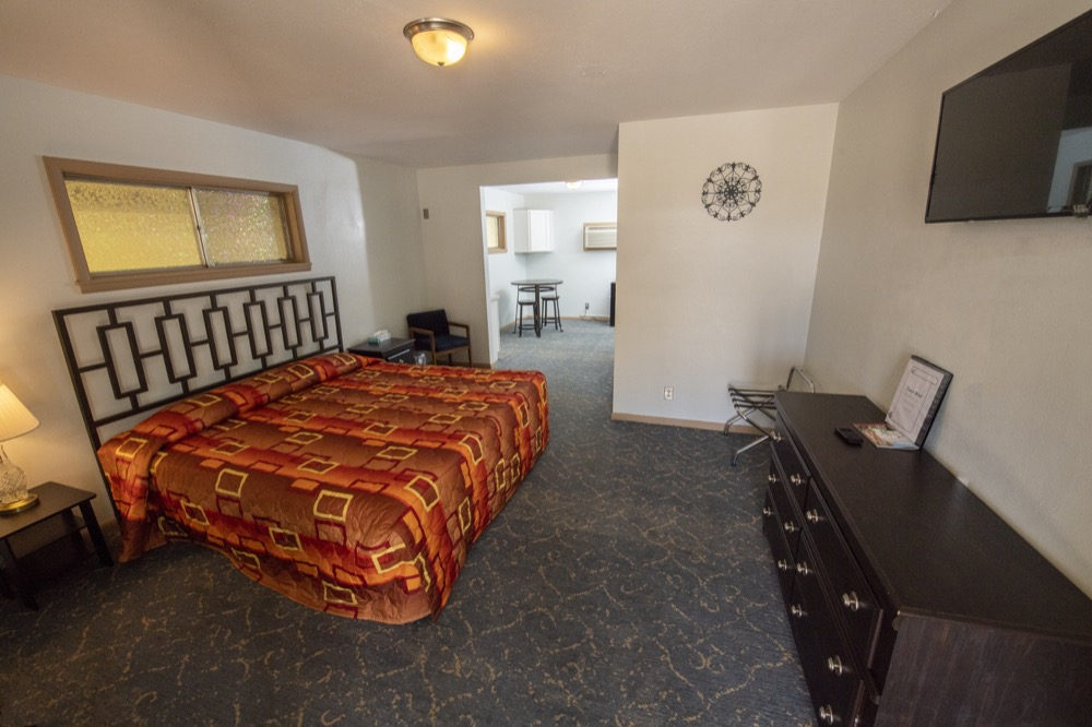 King Suite Trinidad Colorado