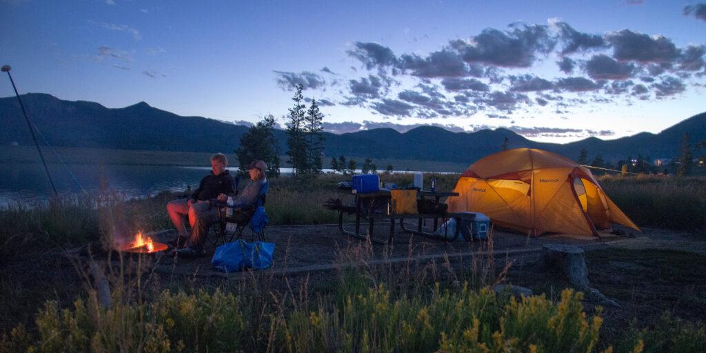 Lake State Park Trinidad, Colorado