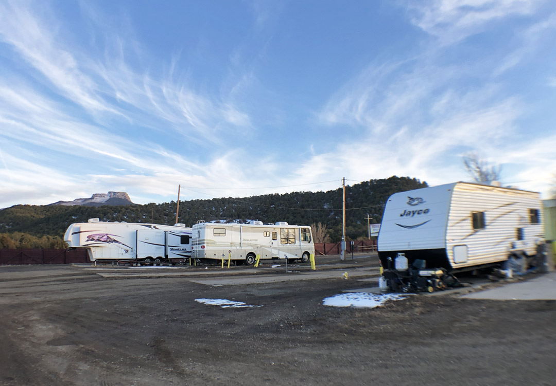RV's Are a Cheap Way to Vacation in Pueblo Colorado