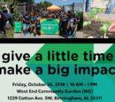 Toyota Green   Magic City Classic   Volunteer Day