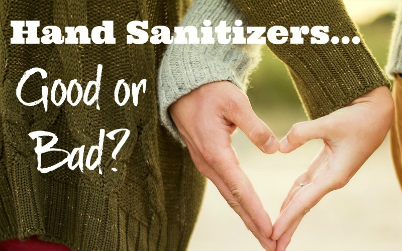 hand sanitizer good or bad