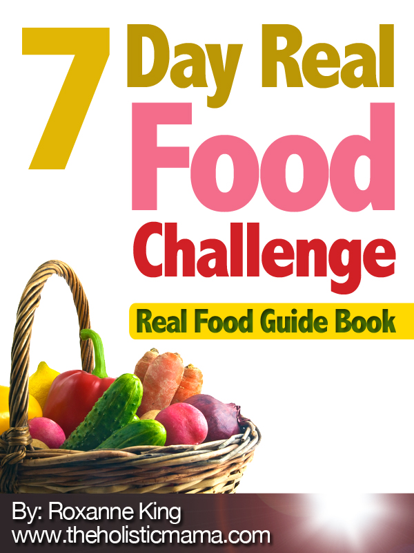 7dayRealFood Guide Cover