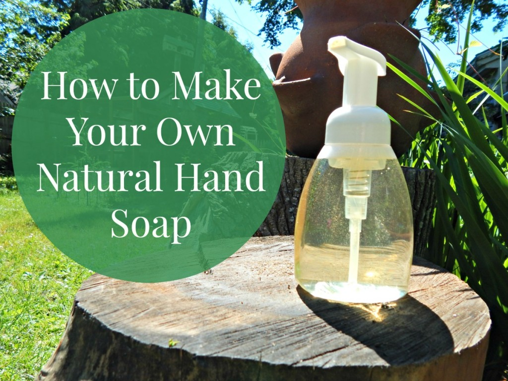 how to make hand soap