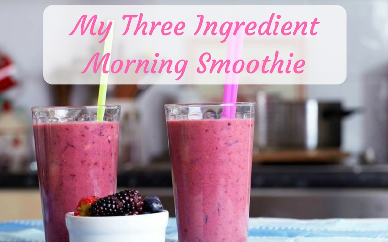 three-ingredient-morning-smoothie