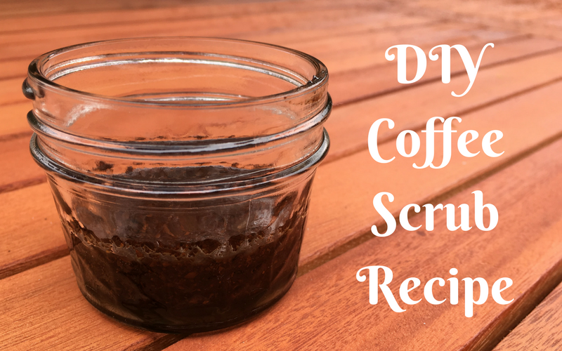 coffee scrub recipe