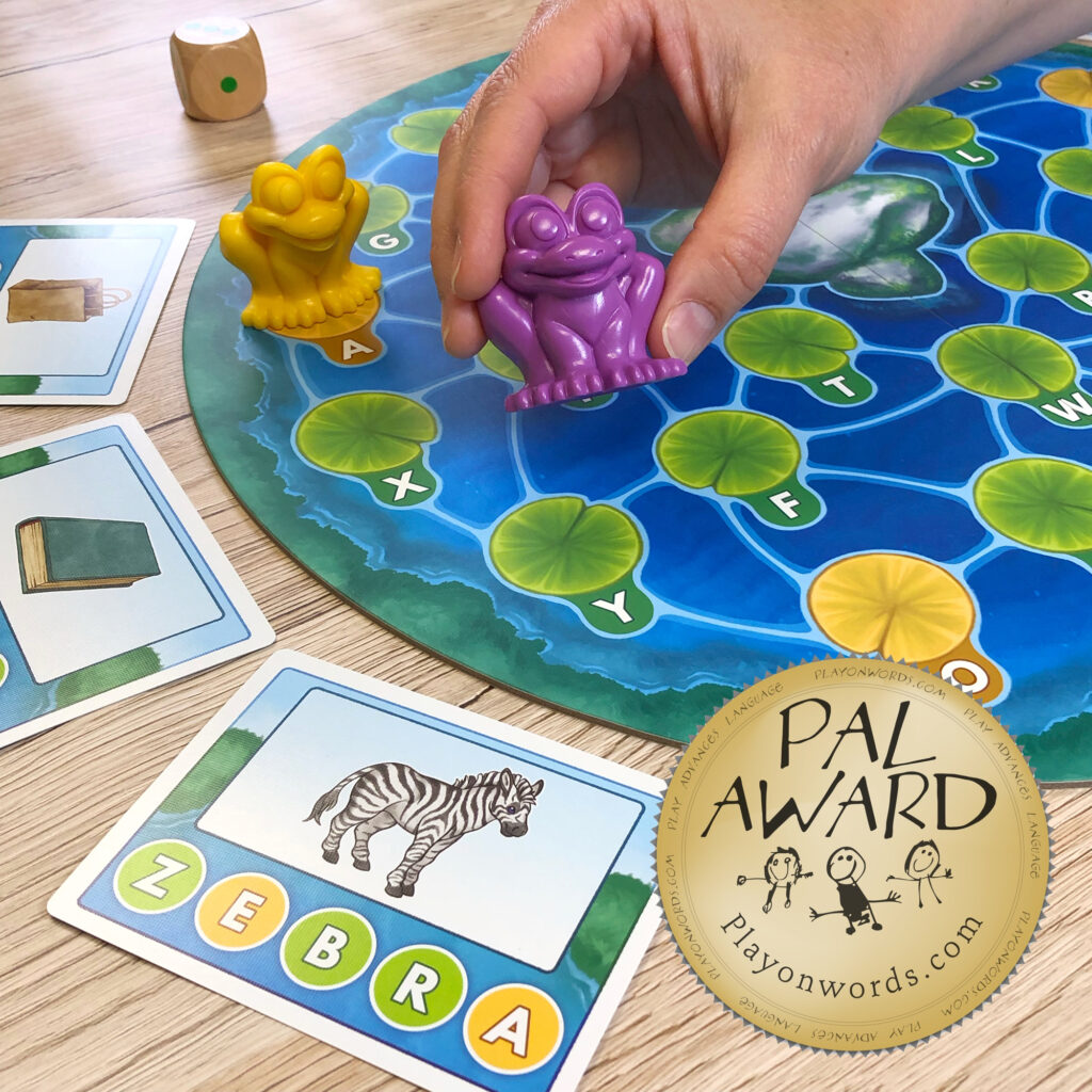 Lily Pond Top 10 Games of 2019 by SimplyFun