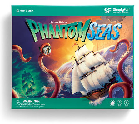 Phantom Seas Math Game by SimplyFun