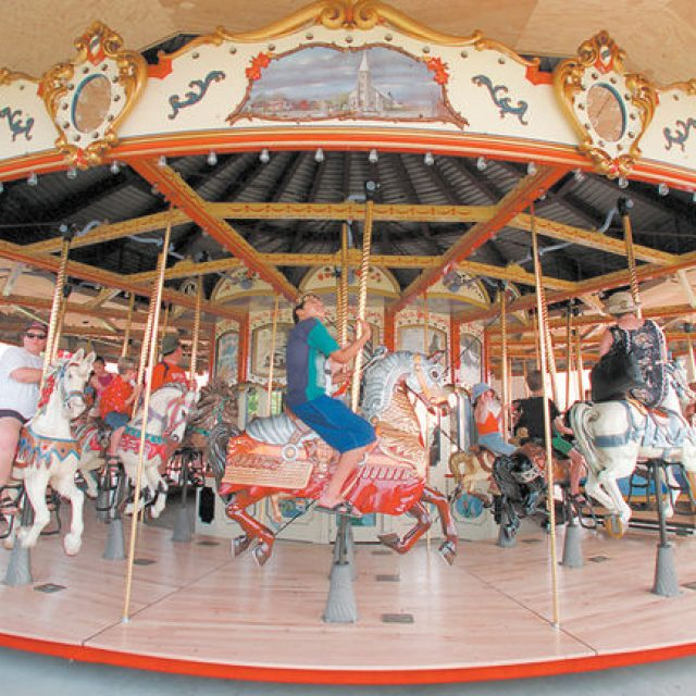 Heritage Railway and Carousels