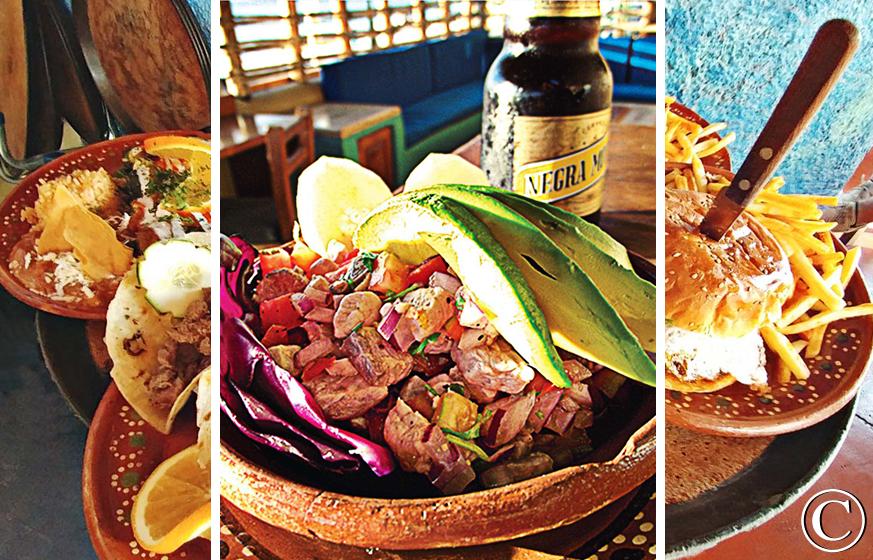 Tailhunter Restaurant, La Paz Mexico - Baja Sur
