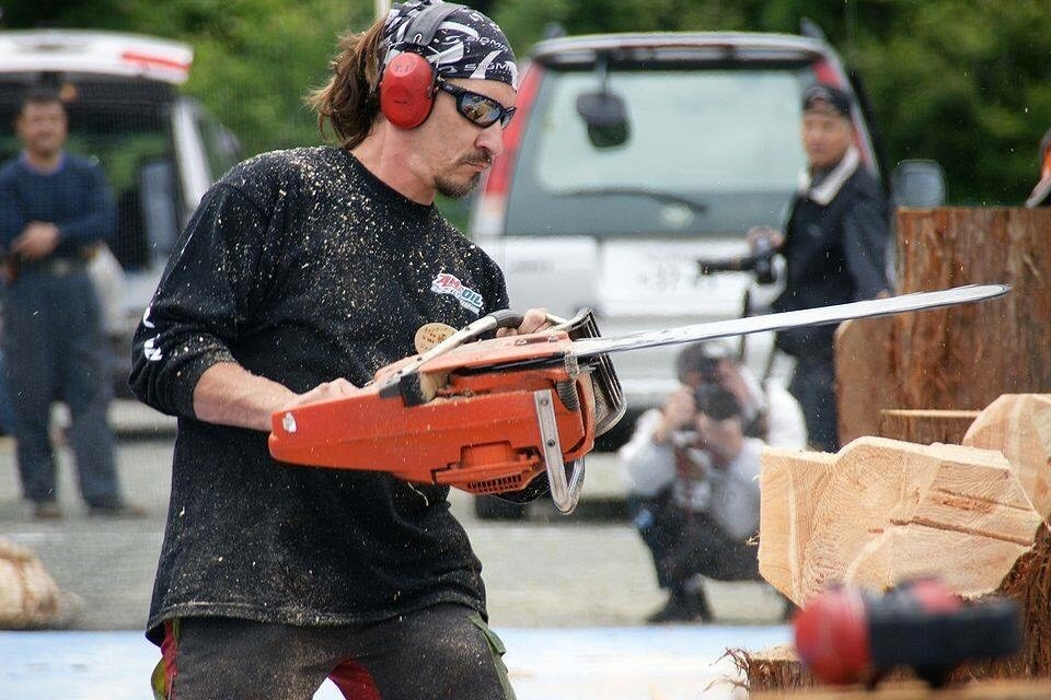 From The Montanian in Libby: International chainsaw championship coming to Libby