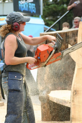 Final slate set for Kootenai Country Montana Chainsaw Carving Championship