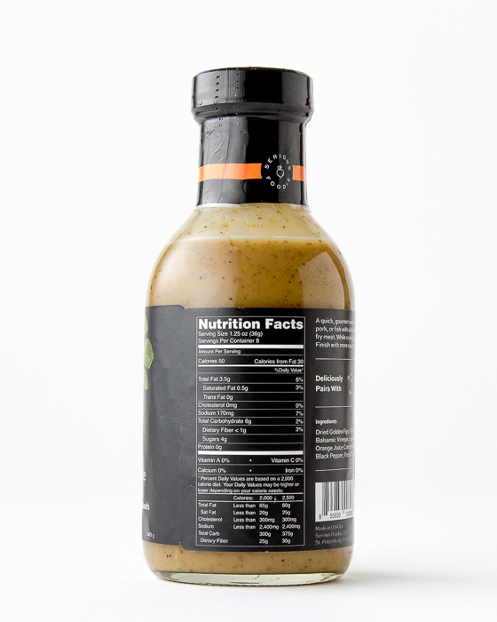 Fig and Orange Grill Sauce & Marinade