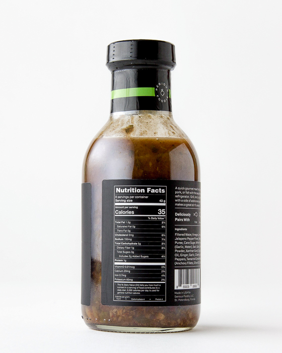 Vietnamese Ginger Lime Dipping and Stir Fry Sauce