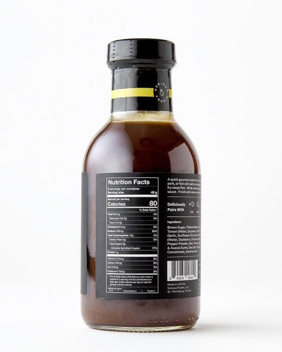 Korean Lemon Garlic Grill Sauce and Marinade